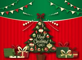 クリスマス宿泊プラン