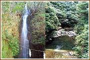 多度峡・みそぎ滝