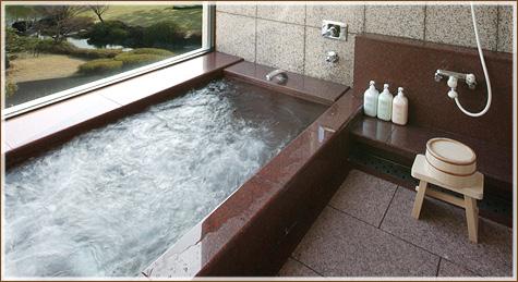 展望温泉個室風呂